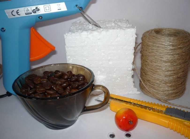 Кофейные поделки ☕: ТОП-200 фото лучших идей. Пошаговая инструкция + мастер-класс. Самые креативные решения по созданию поделок своими руками