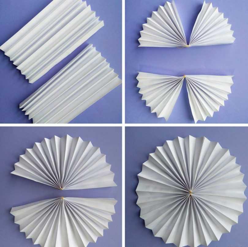 Поделки из бумаги своими руками 💦🙌: пошаговый мастер-класс, простых и сложных поделок. Красивые аппликации и поделки из бумаги
