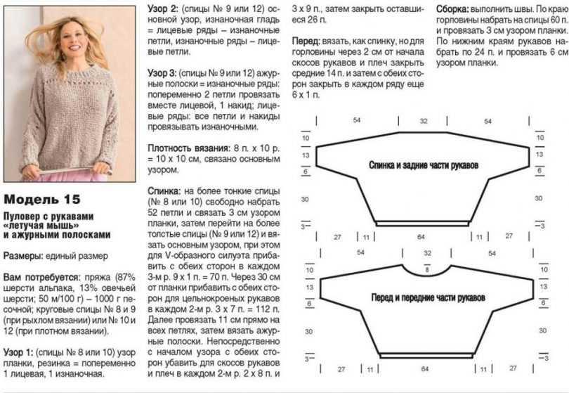 Как вязать рукав 🧶 - схемы и советы для начинающих. Пошаговая инструкция, фото, новинки, обзор базовых мастер-классов с описанием