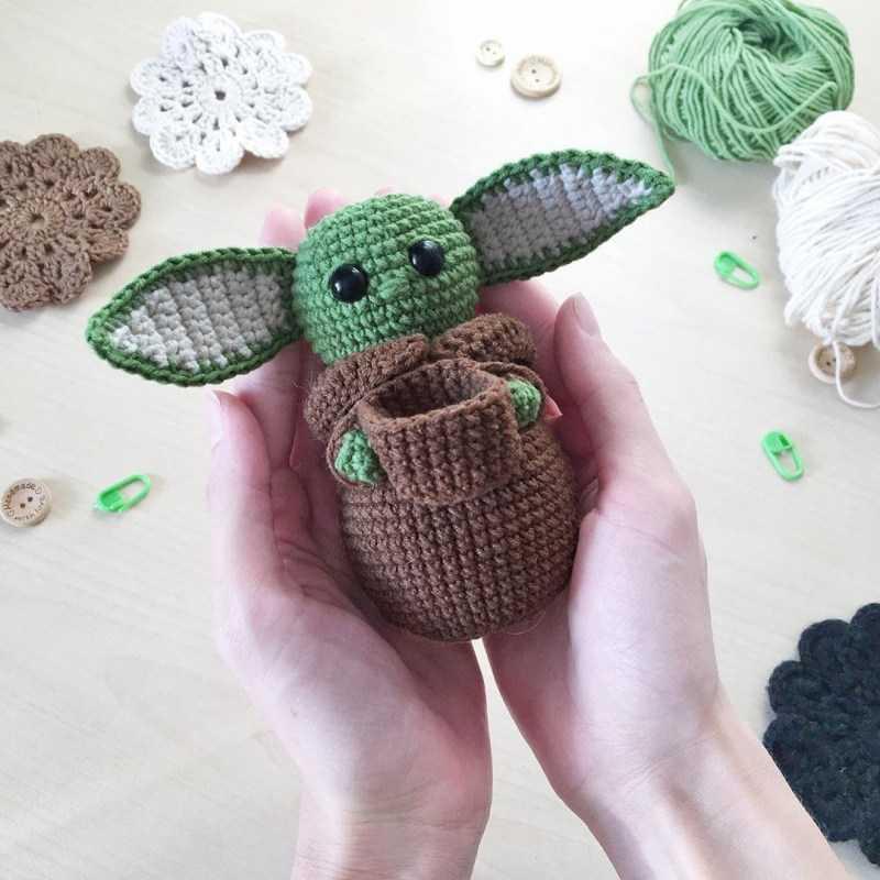 Амигуруми: особенности техники вязания своими руками. Пошаговый мастер-класс по созданию игрушек для начинающих + 180 фото