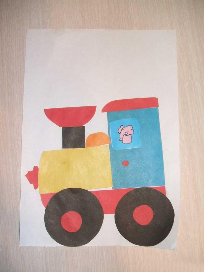 Аппликация из бумаги: ТОП-100 фото и подробные схемы простых поделок для детей. Варианты необычных аппликаций из бумаги своими руками