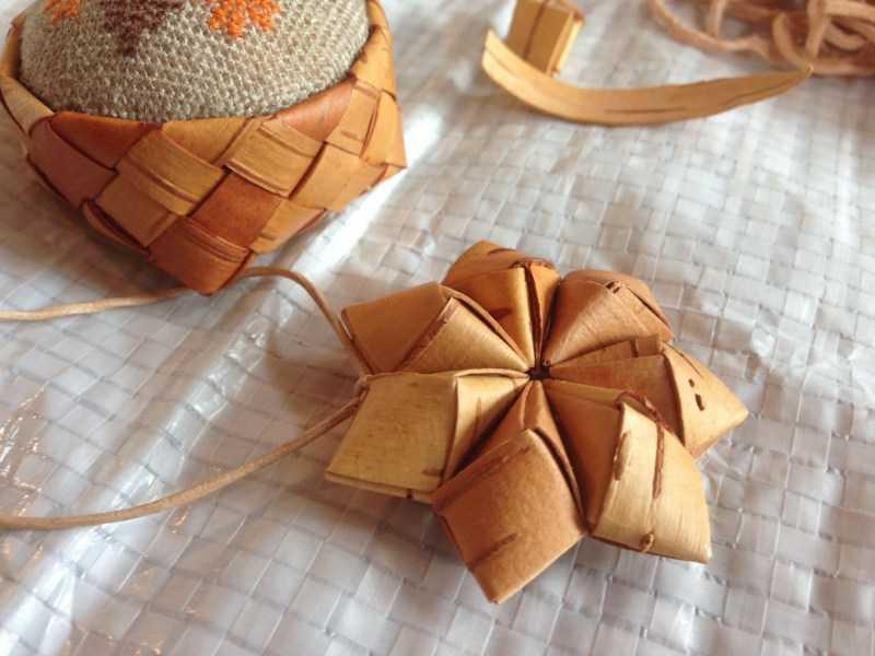 Береста: простые пошаговые мастер-классы по созданию поделок из бересты своими руками. Идеи оригинальных изделий с фото-примерами