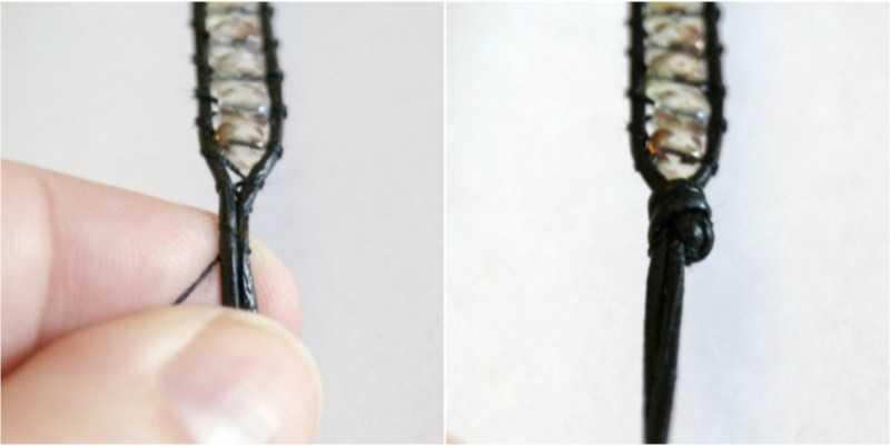 Браслет своими руками - инструкция по изготовлению своими руками. Лучшие способы создания украшения + фото-примеры изделий