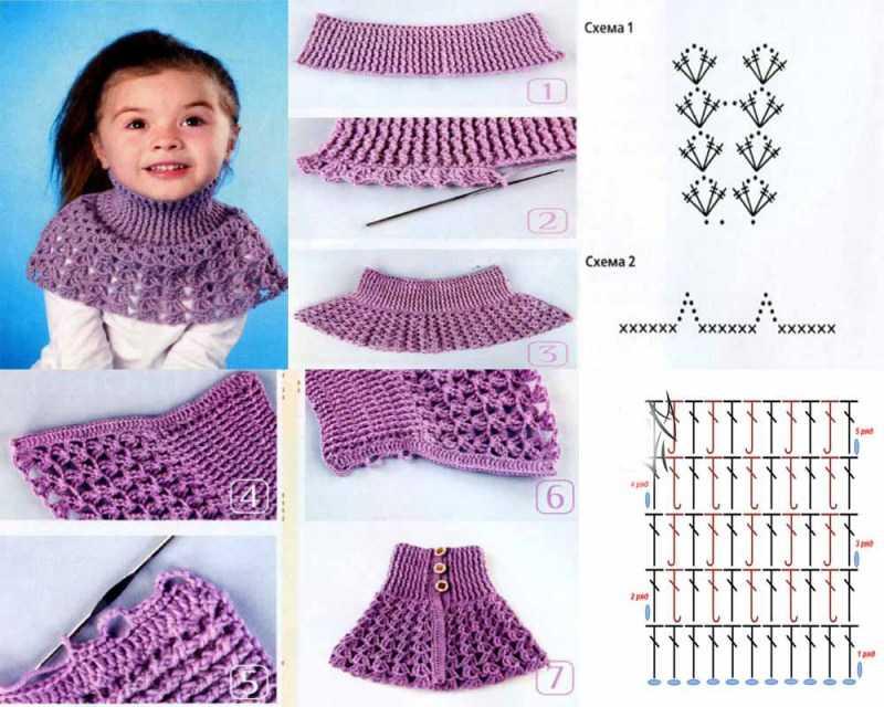 Детская манишка: пошаговый мастер-класс по вязанию манишки для детей. Простые схемы и инструкции для начинающих по созданию своими руками (150 фото)