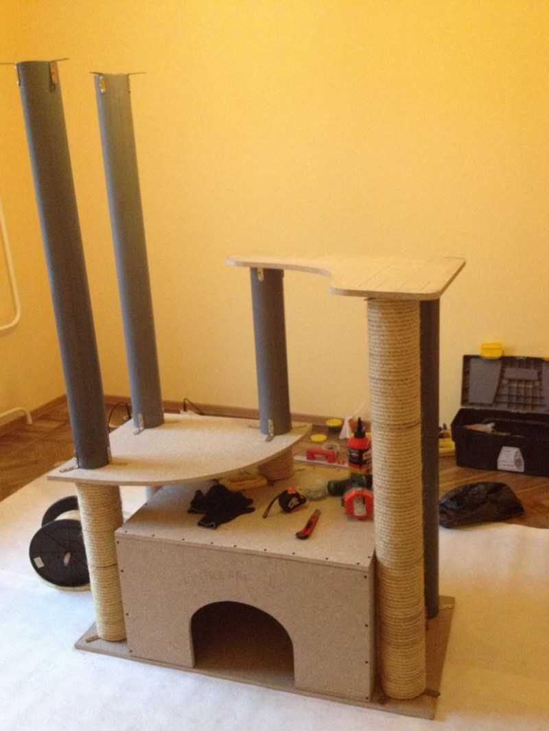 Домик для кота своими руками: ТОП-120 фото нестандартных вариантов оформления. Мастер-класс по созданию кошачьего домика своими руками