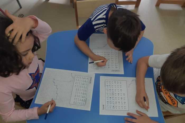 Графический диктант по клеточкам для дошкольников и первоклассников. Самые легкие и сложные варианты графического диктанта для ребенка