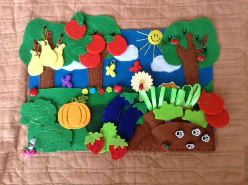 Игрушки из фетра - мастер-класс по изготовлению уникальной игрушки из фетра. Полезные советы и схемы работы для начинающих (200 фото)