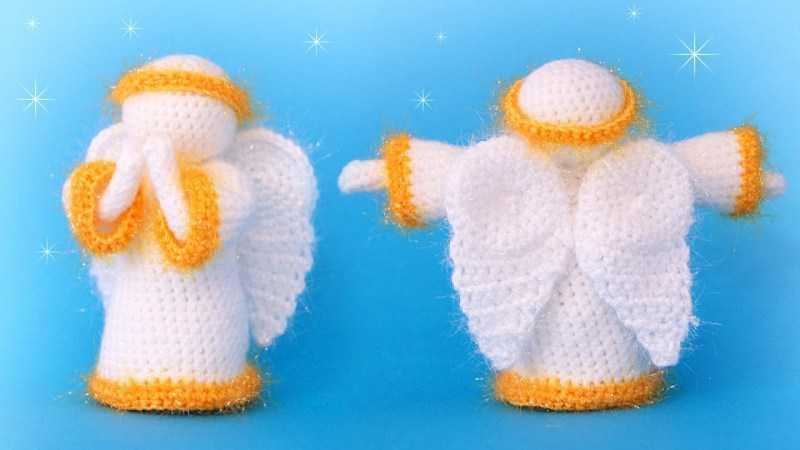 Как сделать ангела - популярные идеи для поделки. Мастер-класс как сделать ангела быстро и просто из подручных материалов своими руками (130 фото)