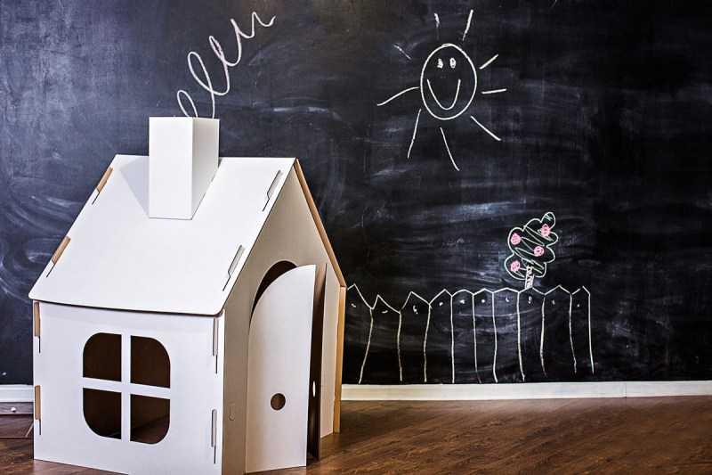 Как сделать домик из картона: 140 лучших фото детских поделок своими руками + пошаговая инструкция изготовления с простыми схемами