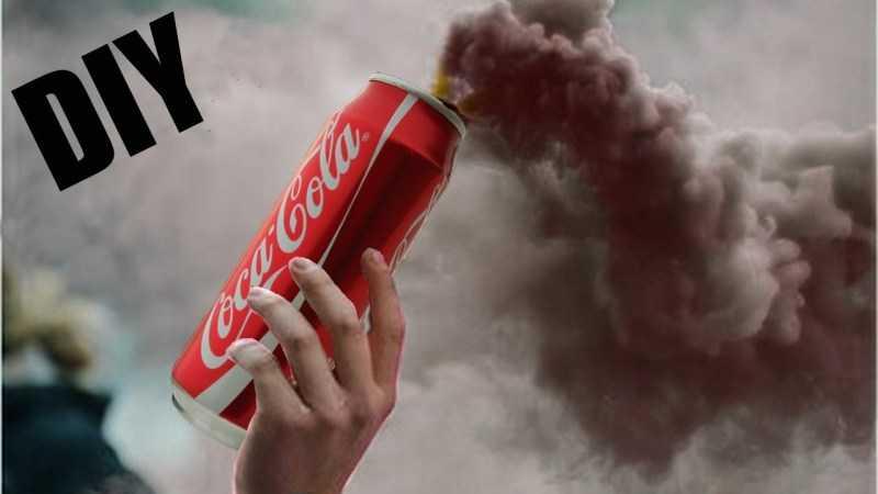 Как сделать дымовую шашку: пошаговая инструкция по созданию в домашних условиях. Быстрые способы работы своими руками + фото-примеры