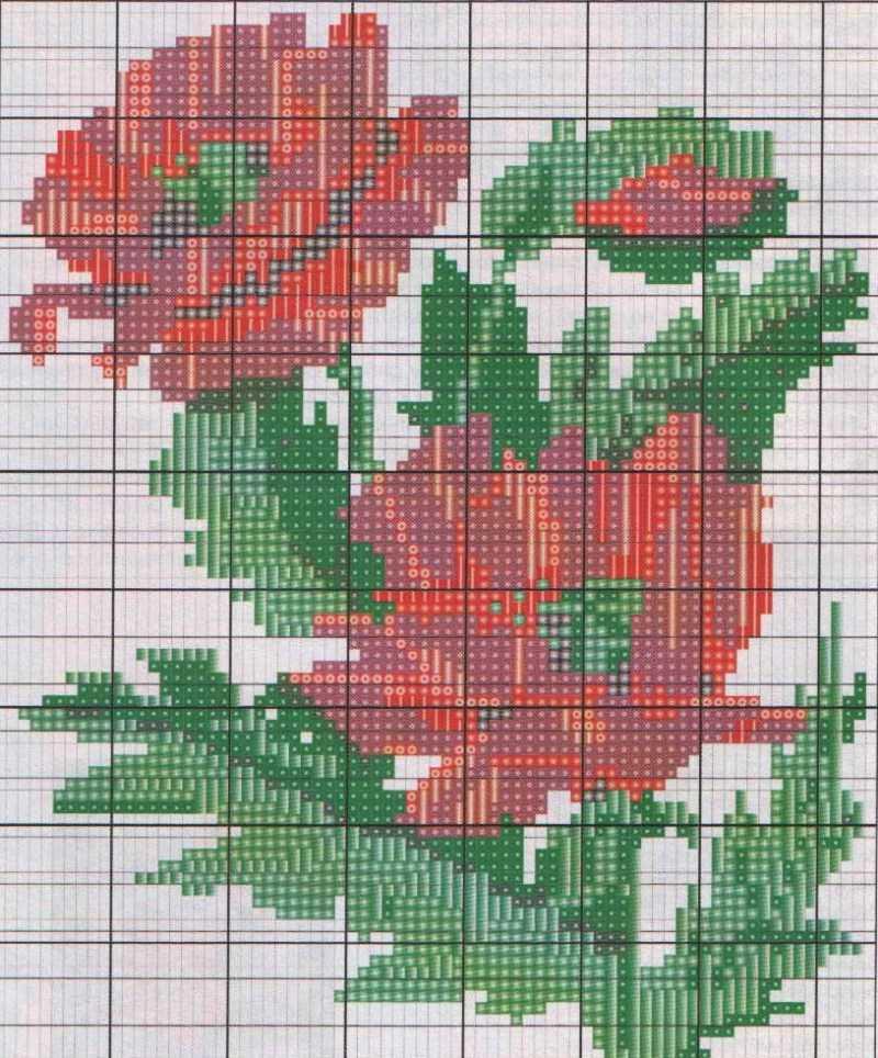 Как вышивать бисером: ТОП-200 фото с простыми схемами для новичков. Технологии вышивки бисером + пошаговые мастер-классы