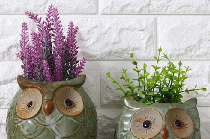 Кашпо своими руками: нестандартные и красивые идеи посадки растения. Мастер-класс для начинающих по созданию своими руками пошагово (160 фото)
