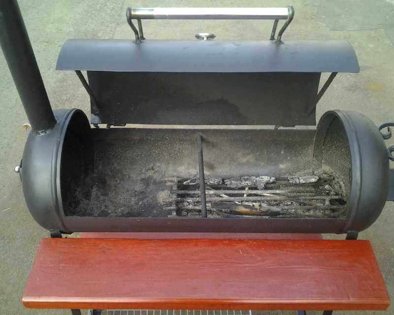 Коптильня из газового баллона 🍗 - лучший мастер-класс по изготовлению самодельной коптильни с пошаговыми фото-схемами для начинающих