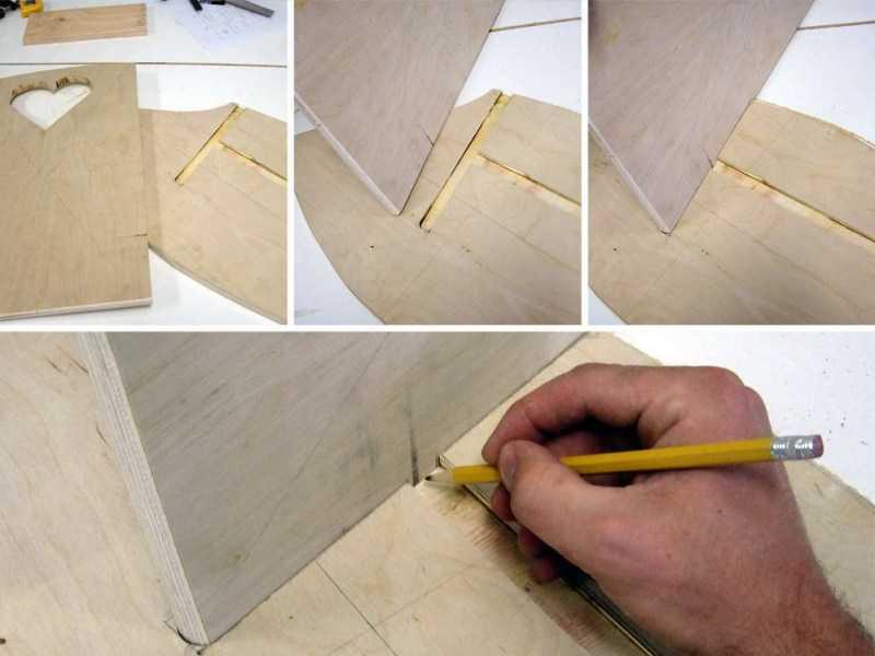 Простой мастер-класс для начинающих с фото готовых изделий. Кресло-качалка своими руками: чертежи из дерева, фанеры