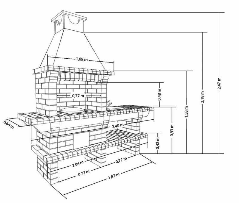 Мангал своими руками: ТОП-120 фото лучших примеров работ. Мастер-класс изготовления в домашних условиях + простые схемы и чертежи