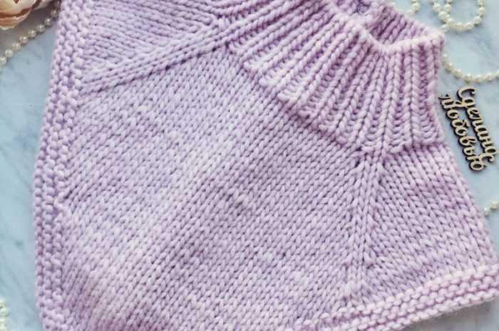 Манишка своими руками: пошаговый мастер-класс по вязанию манишки. Подробные схемы и инструкции для начинающих по созданию своими руками (100 фото)