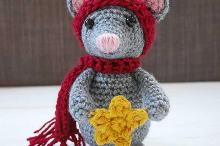 Мышка крючком — ТОП-120 фото лучших вязаных изделий. Пошаговый мастер-класс по вязанию игрушки для начинающих с простыми схемами работы