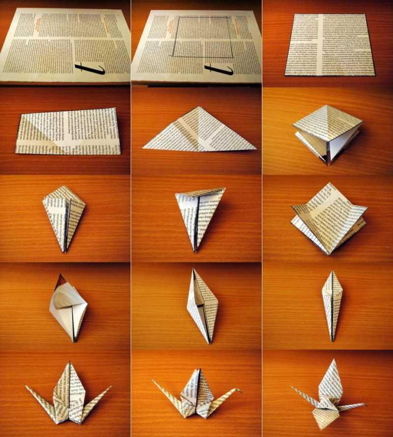 Поделка журавль - простые схемы создания поделки в домашних условиях с фото пошагово + оригинальные идеи для детей