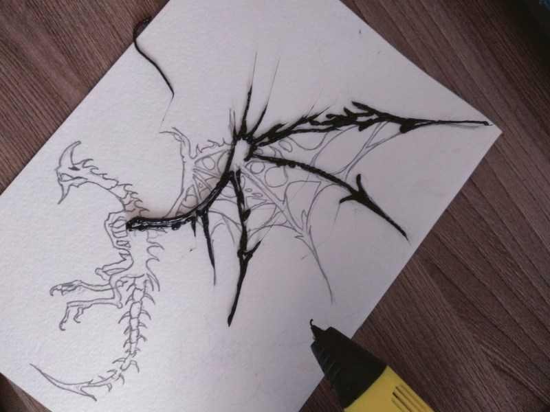 Поделки из 3д ручки: ТОП-100 фото креативных идей. Мастер-класс по созданию простых и сложных поделок своми руками + понятные схемы работы