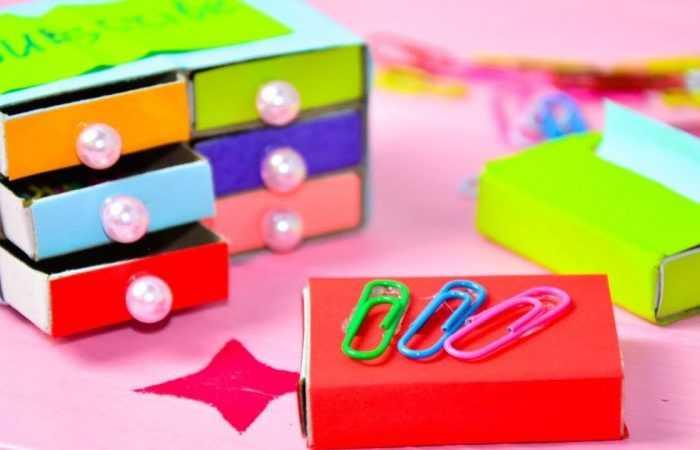 Поделки из спичечного коробка — пошаговая инструкция создания поделки своими руками + самые креативные идеи для детей с фото-обзорами