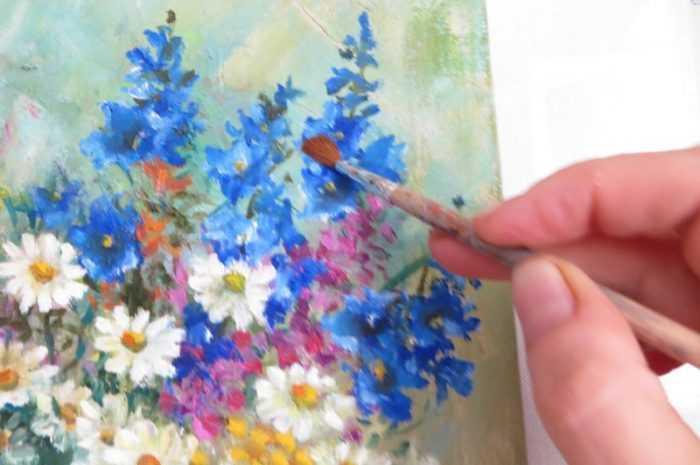 Рисунки гуашью для начинающих — лучшие варианты рисунков гуашью. Простой мастер-класс по рисованию для начинающих
