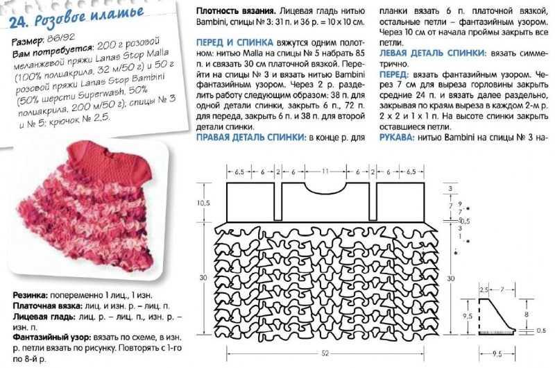 Рюши спицами - ТОП-170 фото и инструкции по созданию рюш своими руками. Самые простые способы изготовления + простые схемы