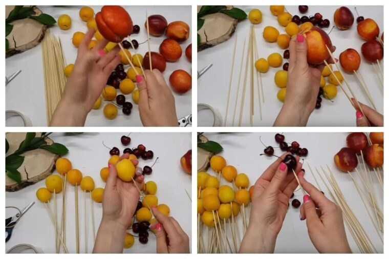 Съедобные букеты своими руками - ТОП-130 фото с инструкцией создания букета своими руками. Креативные идеи с простыми схемами и фото готовых работ