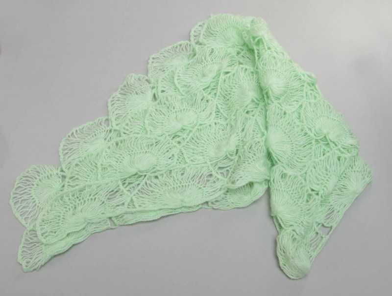 Вязание шали - пошаговая инструкция изготовления шали своими руками. Советы для начинающих по вязанию изделий + фото-обзоры