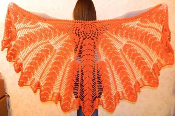 Вязание шали — пошаговая инструкция изготовления шали своими руками. Советы для начинающих по вязанию изделий + фото-обзоры