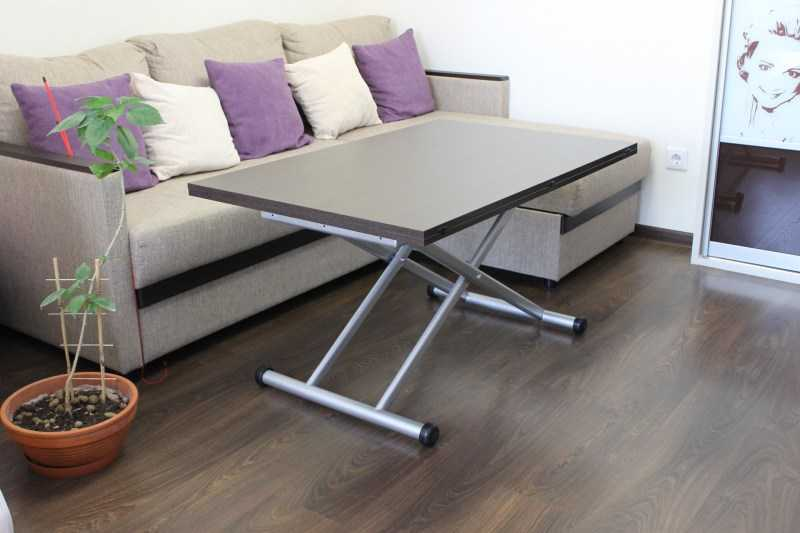 Складной стол своими руками - подробная инструкция для начинающих с простыми схемами и описаниями. Фото-обзоры готовых столов