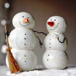 Снеговик из ваты — ТОП-170 фото оригинальных идей. Простые схемы создания снеговика своими руками + пошаговая инструкция для детей