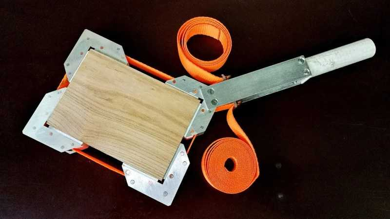 Струбцины своими руками - поэтапный мастер-класс для начинающих. Схемы изготовления разных конструкций + 170 фото