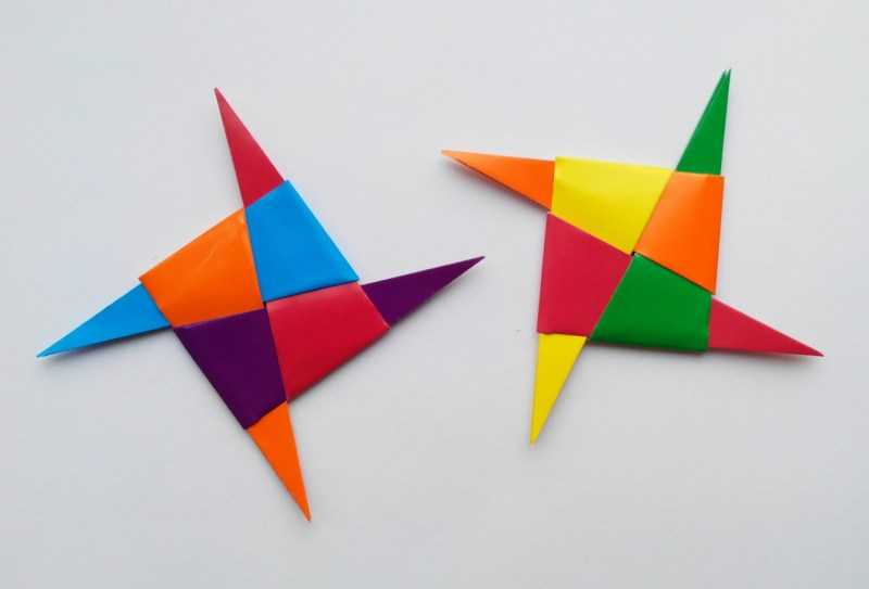 Звезда из бумаги - ТОП-110 лучших фото-инструкций для детей. Мастер-класс с полным описанием этапов работы + обзоры креативных идей поделки